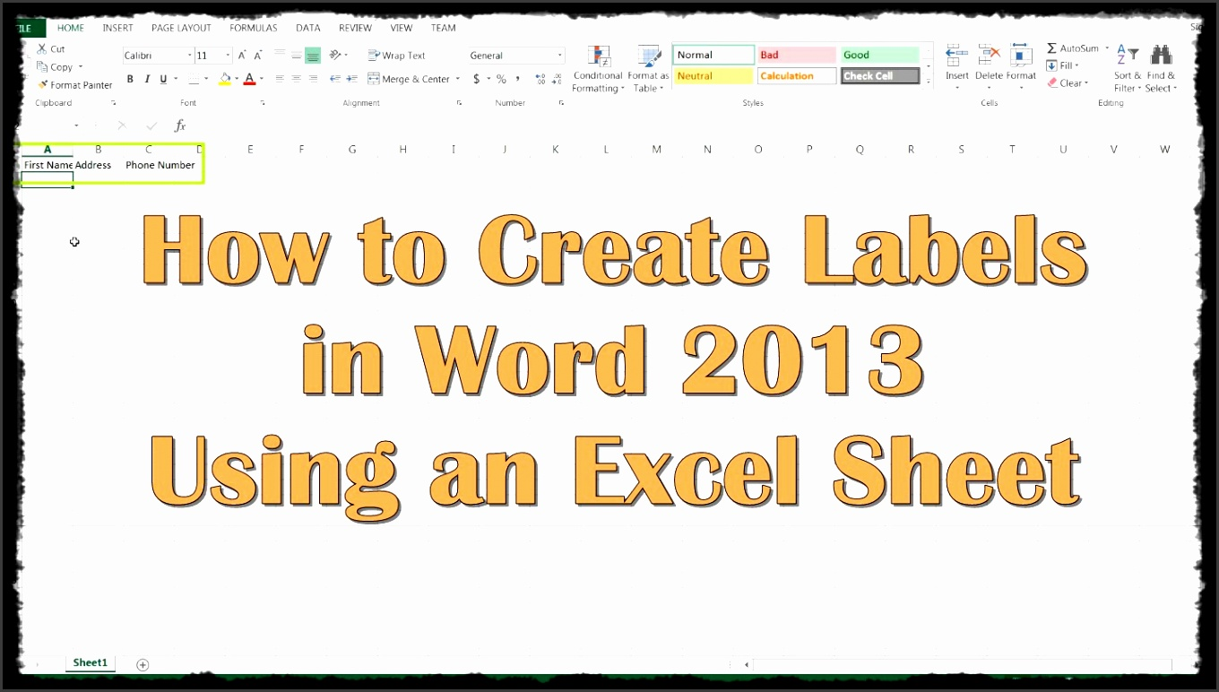 word 2013 label template
