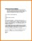 Appeal Letter For Dismissal From Work