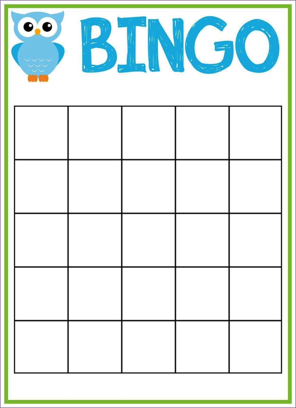 Bingo-Sheet-Template Teacher Letter Template on