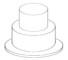 Birthday Cake Templates Printables