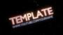 Blender Text Animation Templates