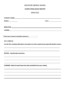 Book Report Template For High School Students