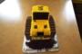 Bulldozer Cake Template