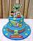 Buzz Lightyear Cake Template