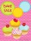 Cake Sale Poster Template