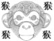 Chinese New Year Animal Masks Templates