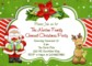 Christmas Invite Templates Free