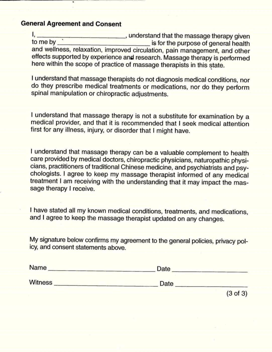 consent form template for interview