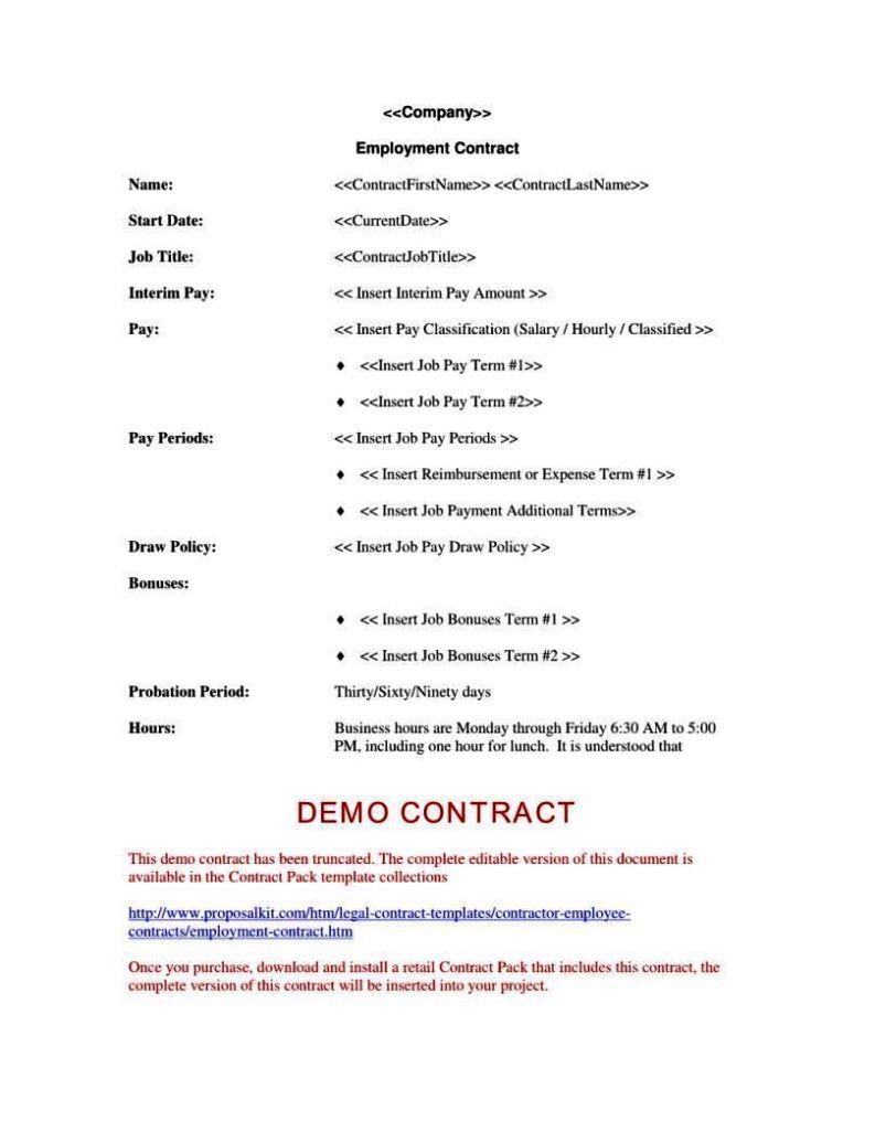 contract labor agreement template sampletemplatess