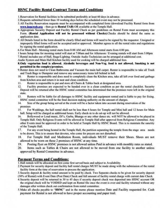contract terms and conditions template