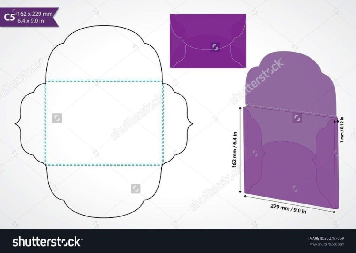 Creative Envelope Templates - SampleTemplatess ...