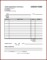 Embroidery Order Form Template Free