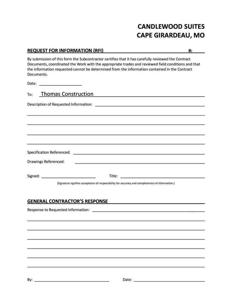equipment request form template