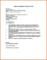Exam Appeal Letter Sample