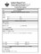 Fire Incident Report Form Template