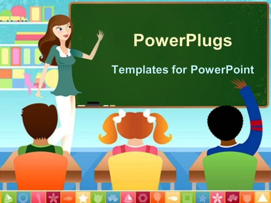 free animated powerpoint templates for teachers - sampletemplatess