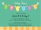 Free Baby Shower Invite Template