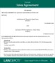 Free Common Law Separation Agreement Template