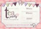 Free Kitchen Tea Invitation Templates