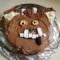 Gruffalo Cake Template