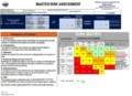 Hazardous Substance Risk Assessment Template