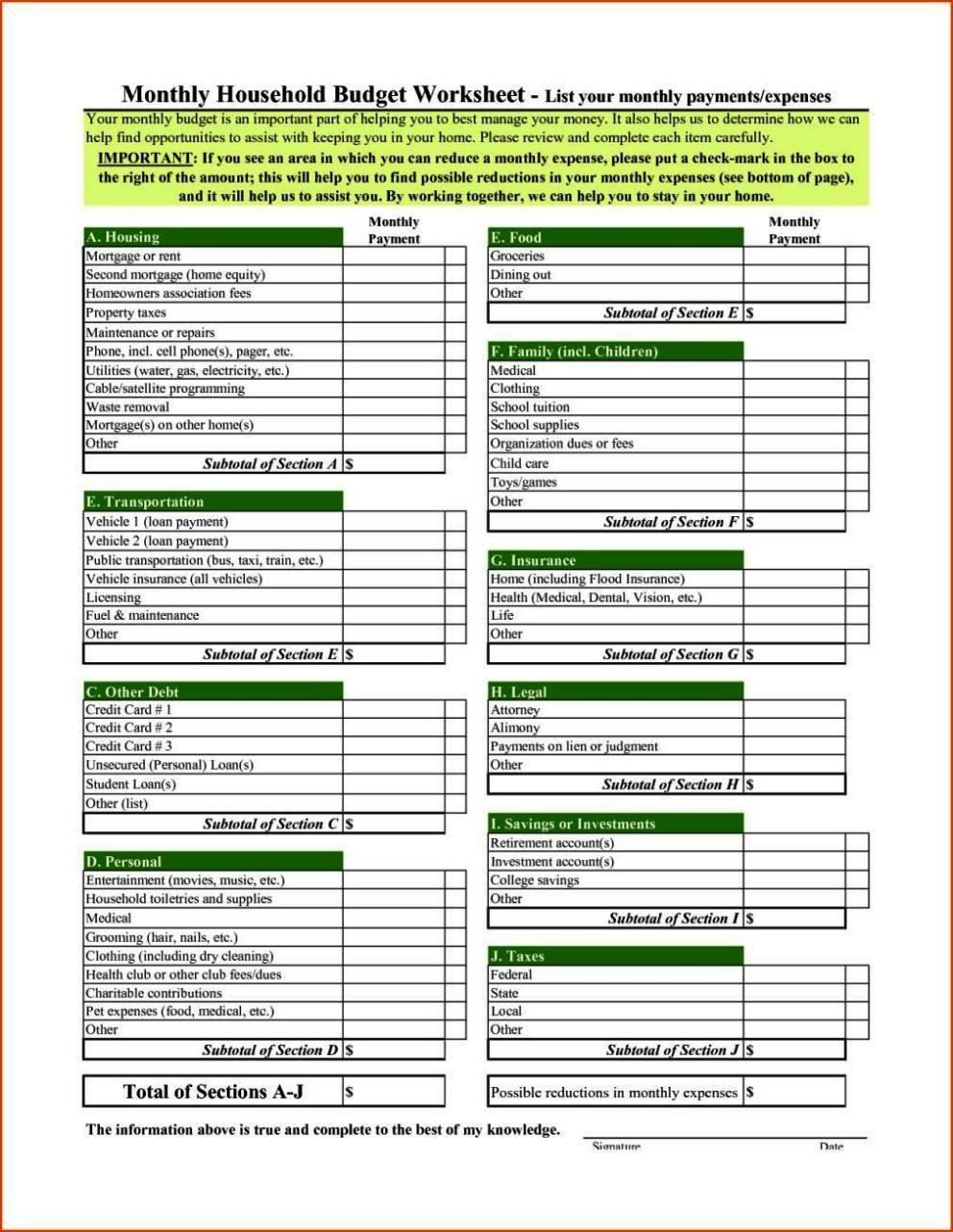hoa budget template - sampletemplatess