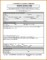 Hr Incident Report Form Template