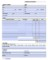 Labour Invoice Template