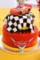 Lightning Mcqueen Birthday Cake Template