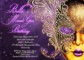 Masquerade Party Invitation Template