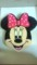 Minnie Mouse Face Cake Template