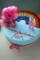 Pony Cake Template
