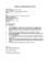 Redundancy Appeal Letter Sample