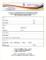 Registration Form Template Excel