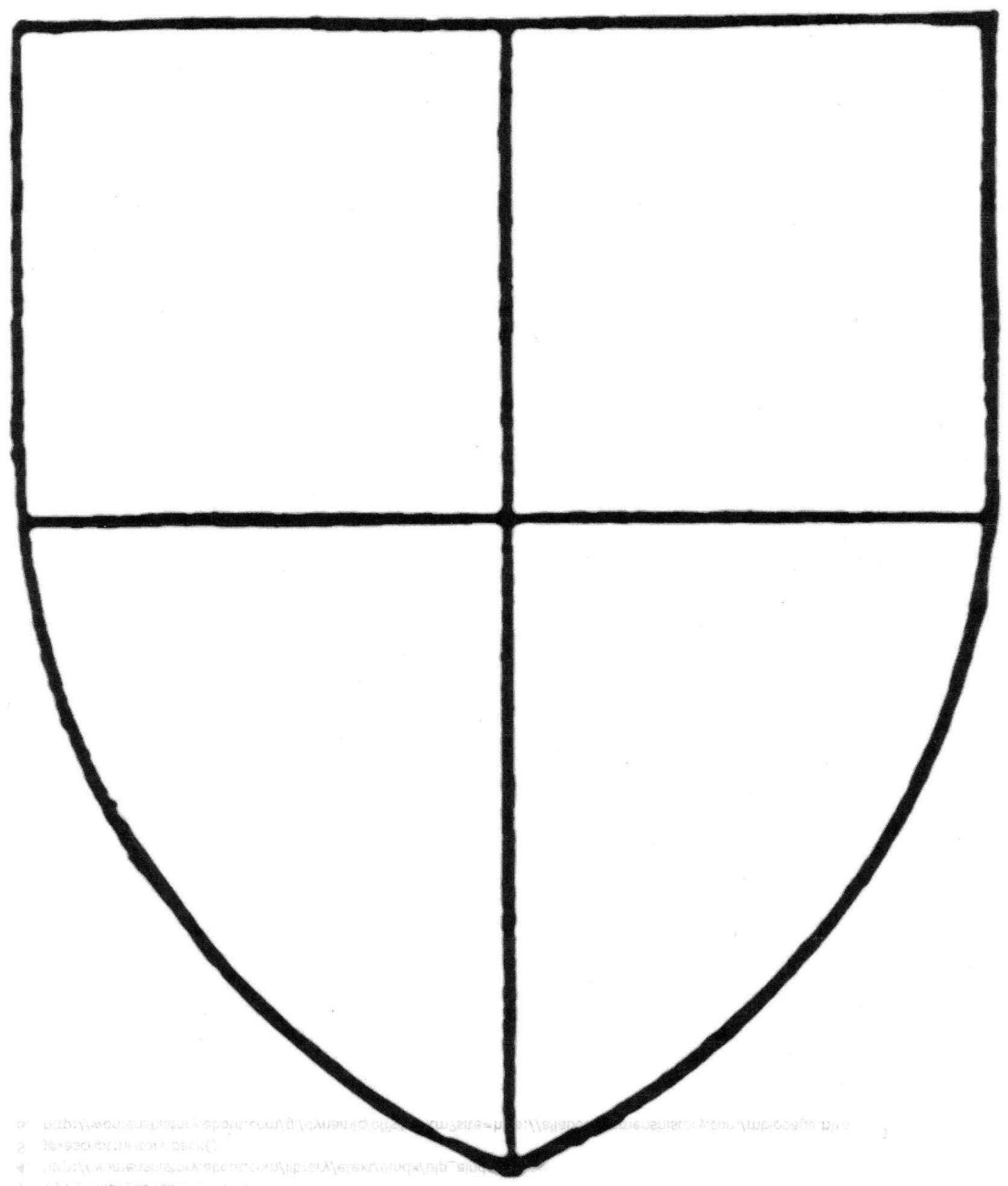 school shield template - sampletemplatess
