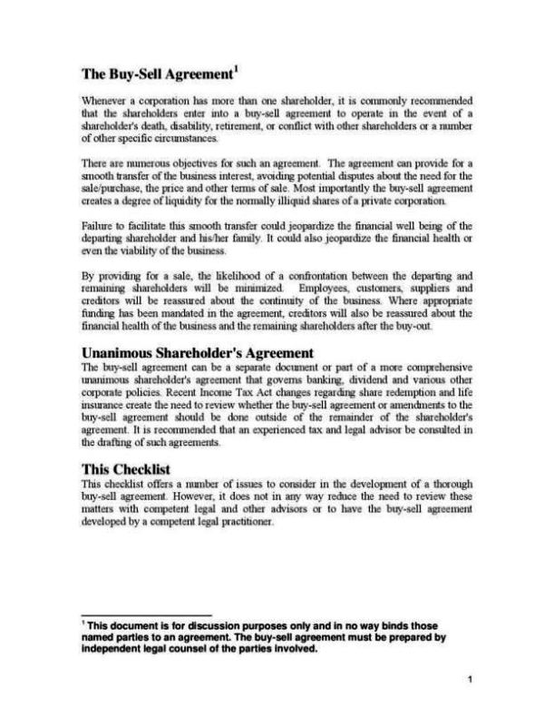 Shareholder-Buyout-Agreement-Template Newsletter Templates For Free Pdf on microsoft word, christmas family, preschool classroom,
