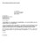 Successful Applicant Letter Template