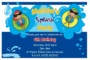 Swimming Pool Invitations Templates