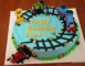 Thomas Train Cake Template