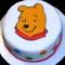 Winnie The Pooh Cake Template