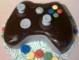 Xbox Controller Cake Template