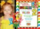 Yo Gabba Gabba Invitation Templates