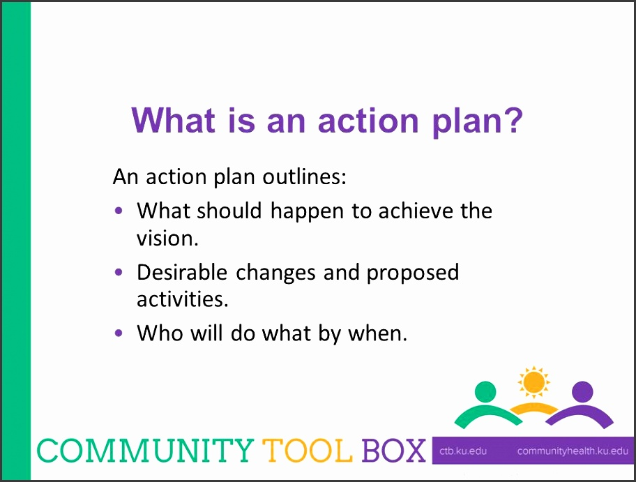 what is an action plan an action plan outlines
