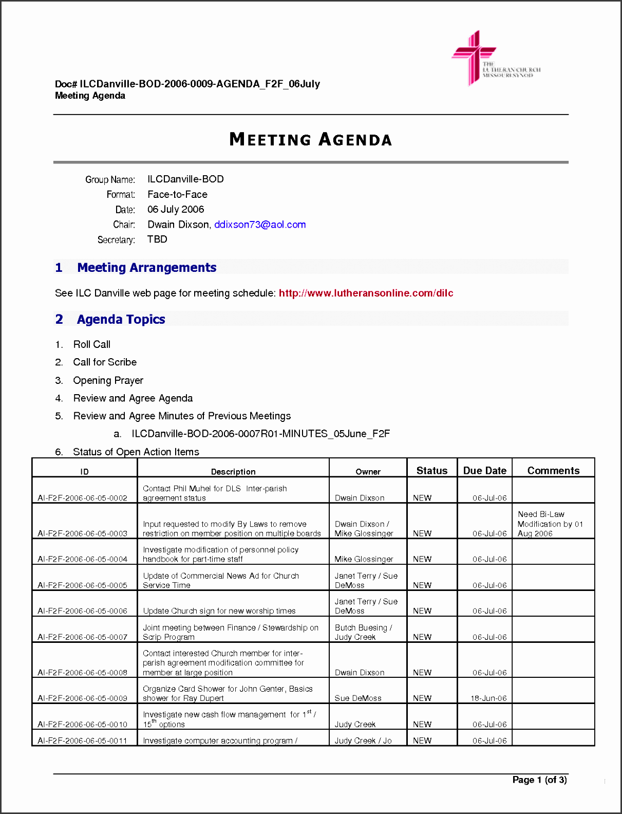 church balance sheet sample and agenda meeting template free action plan templates wanted signs