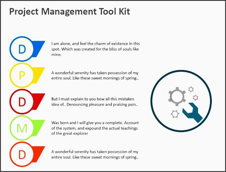 project management action plan tools ppt presentation slide