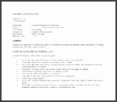 sales administrative assistant job description free word template on sales administrator job description template with administrative