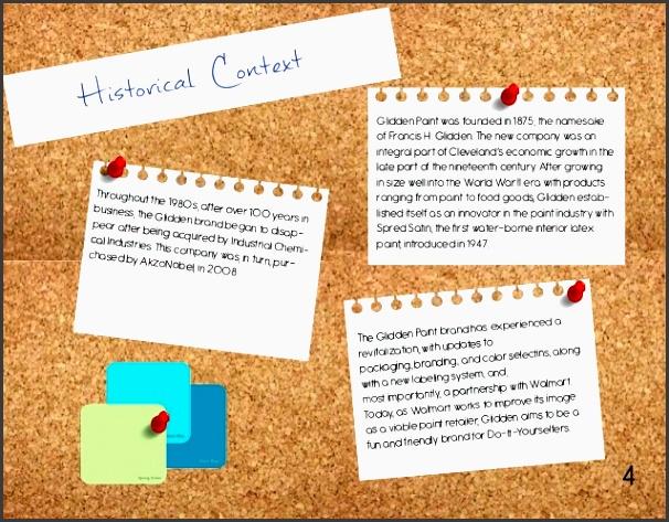 objectives executive summary 3 4