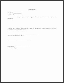 affidavit template hashdoc affidavit template