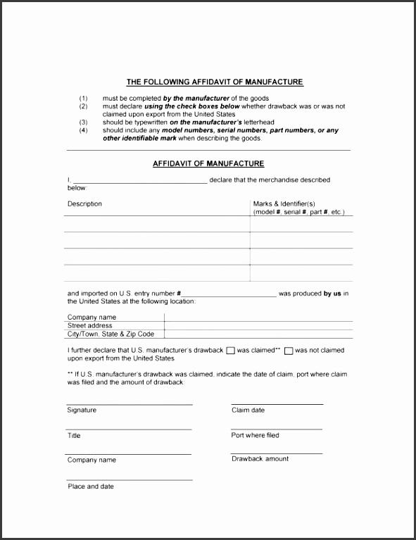 48 Sample Affidavit Forms Templates Of Support Form 11 An Image Part Of Affidavit  Forms  Free Affidavit Forms Online