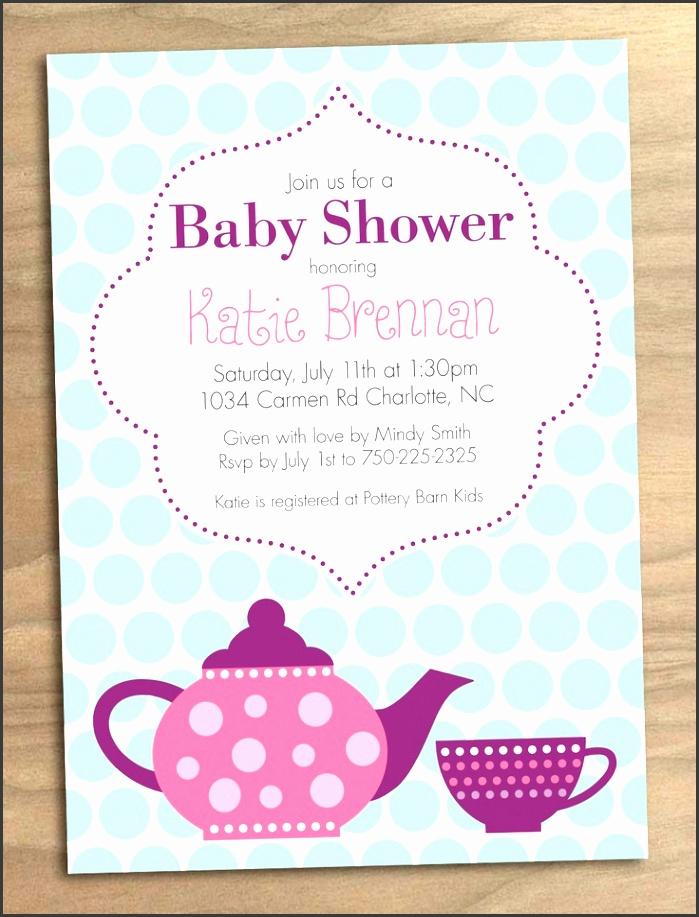 8 Baby Shower Party Invitation Template Sampletemplatess Sampletemplatess